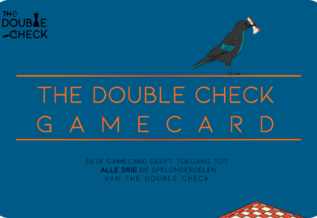 """Spelerspas """"The Double Check"""